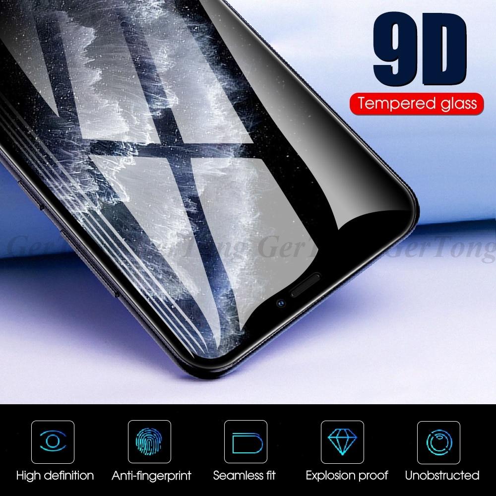 9D Ամբողջ էկրանով պաշտպանող ապակուց - Բջջային հեռախոսի պարագաներ և պահեստամասեր - Լուսանկար 3