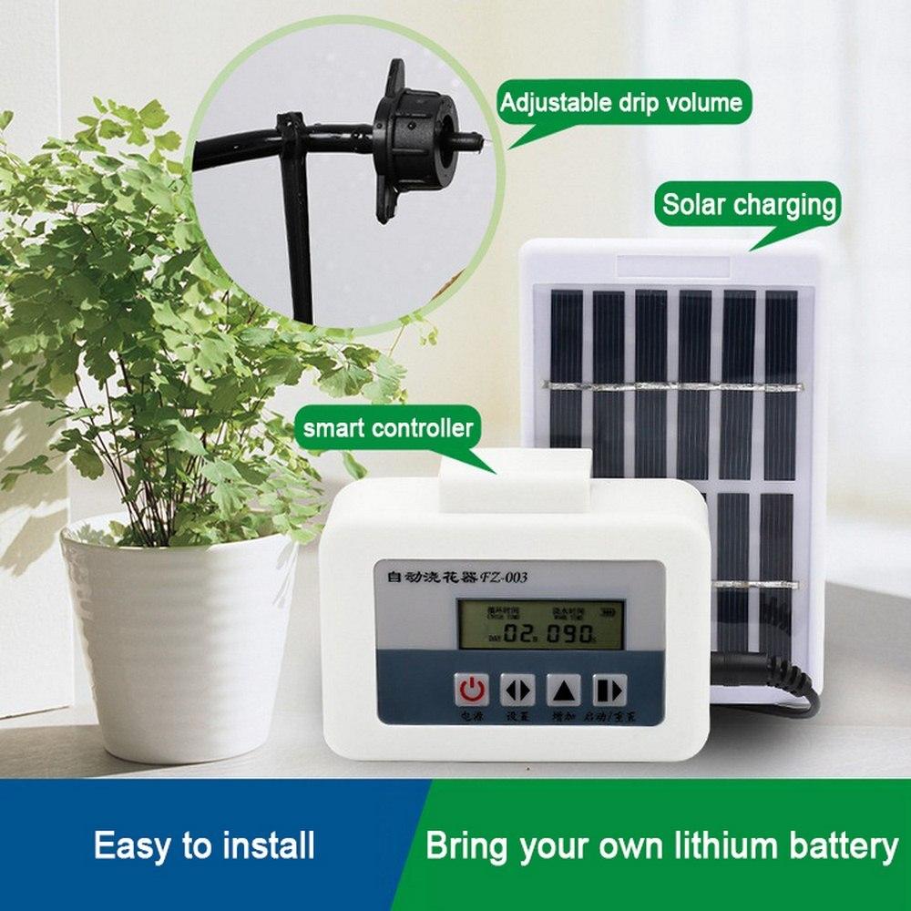 Купить солнечная энергия зарядка интеллектуальная система полива s