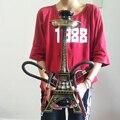 Парижская башня металлические щипцы для кальяна двойной шланг с керамической пластиной чаша Пинцет уголь кальян наргиле акриловая основа