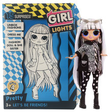 Новые куклы lolsurprise lol игрушки сюрпризы omg зимняя Модная