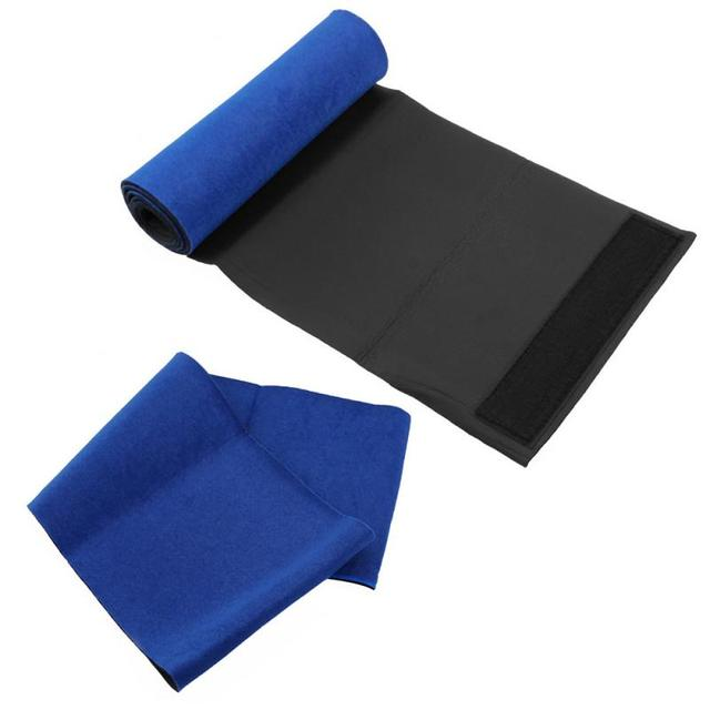 Unisex Adjustable Waist Back Support Waist Trainer Belt Sweat Utility Belt For Sport Fitness Weightlifting Tummy Slim Belt 3