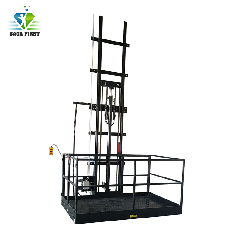 Custom Dimention Electric Cargo Material Lift