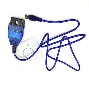 Image 5 - OBD2 FTDI FT232RL, Cable USB, escáner de diagnóstico OBDII para VW, Audi, Seat, Skoda, KKL, VAG COM, 409,1