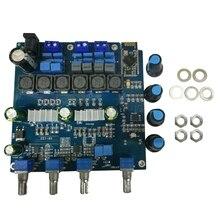 TPA3116 bluetooth 2.1 Amplifiers 20Hz to 20KHz Class D Digital Amplifier Board 100W+2x50W Mayitr