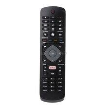 Black Remote Control Controller Replacement for Philips NETFLIX Smart 398GR08BEPHN0012HT 1635008714 43PUS6162 398GR08BEPHN0011HL