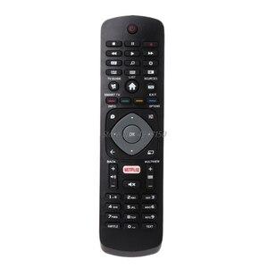 Image 1 - Mando a distancia negro de repuesto para Philips NETFLIX Smart 398GR08BEPHN0012HT 1635008714 43PUS6162 398GR08BEPHN0011HL