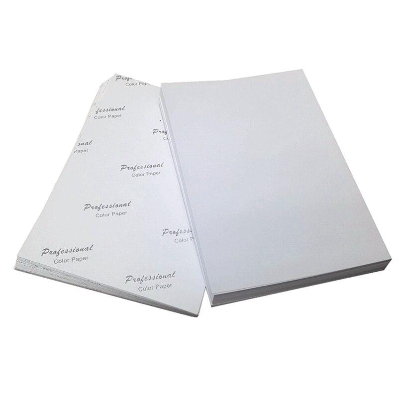 INKJET PAPER 100 gsm 200 SHEETS A5 WHITE LASER
