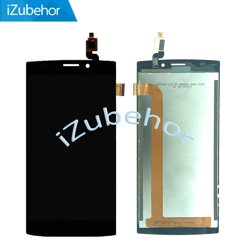 100% Warranty Black LCD With Touch Screen Digitizer Sensor Panel For Philips S337 Xenium CTS337 LCD Screen Display Assembly