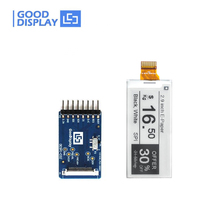 EPD 4 Grayscale 2.9 Inch E-Ink Display Cheap E-Paper HAT