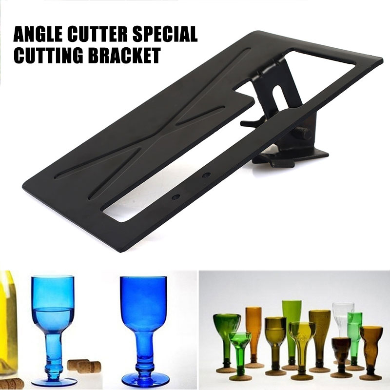Black Grinder Stand Holder Angle Grinder Holder Conversion Tool Durable Cutting Machine Metal Practical