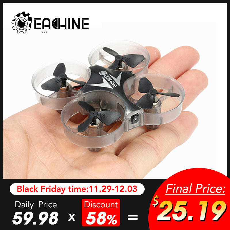 Eachine E012HW Mini WIFI FPV With Altitude Mode 2.4G 4CH 6 Axis LED RC FPV Quadcopter Drone Toy RTF VS E010 E012 Micro Drone