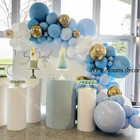 124pcs Balloon Garla...