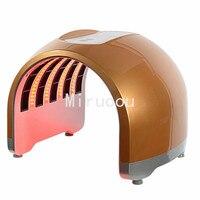 Hottest PDT led facial light / phototherapy skin care / led pdt bio light therapy skin rejuvenation acne removal