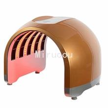 Photon PDT Led Light Facial Mask beauty Machine 4 Colors Acne Treatment Face Whitening Skin Rejuvenation Light Therapy