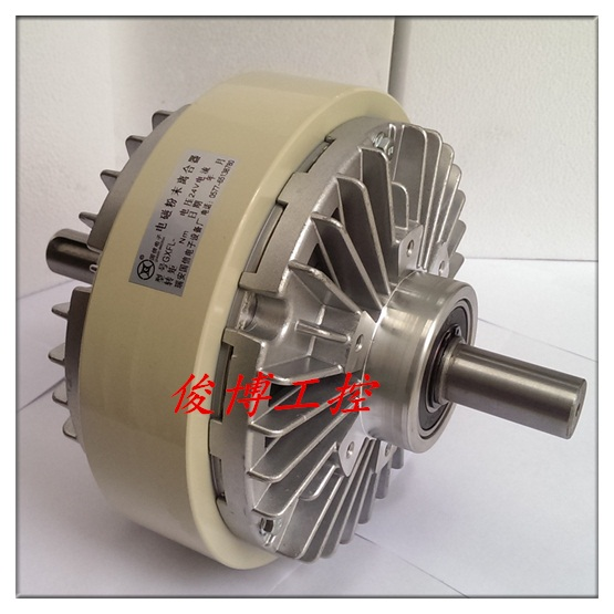 2.5kg Dual-axis Magnetic Powder Clutch GXFL-A-25 Coating Machine Receiving Magnetic Powder Brake Tension Control