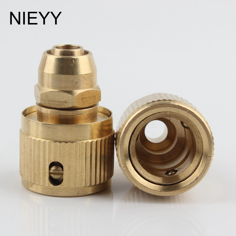Water Garden Connector Irrigation Tap Tube Fitting Adapter Pipe 7 3//8/'/' Hose