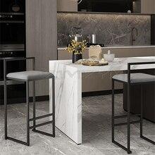 Nordic Bar Stools Fashion Modern minimalist bar stools Personality High Bar Chair Creative Design bar stools