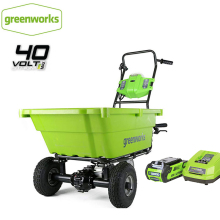 Greenworks Gc40l00 G-Max 40v Self Propelled Garden