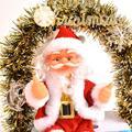 Рождественские украшения Санта Клаус кукла DIY моделирование украшения для кукол игрушки домашняя Рождественская фигурка Украшение стола о...