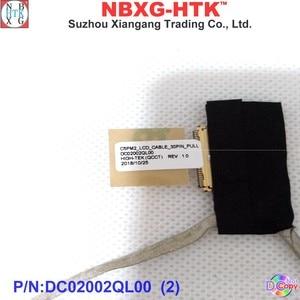 Neue Laptop LCD Kabel Für Acer Aspire VX15 VX5-591G N16C7 ORG P/N: DC02002ql00 Bildschirm LVDS Anschluss