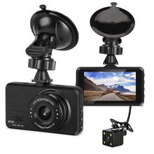 1920x1080 3-Inch Dash Cam Car Camera Recorder Zinc Alloy Driving Dashcam Full Hd DVR WDR