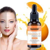 Neutriherbs Vitamin C Face Care Set with VC Cleanser + Derma Roller +Toner+ Serum + Mask + Day Cream +Eye Cream 7 in 1 4