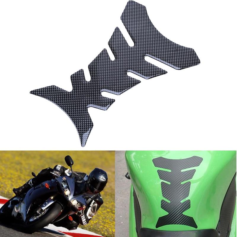 WITH KEYCHAIN UNIVERSAL MOTORCYCLE TANK PROTECTOR PAD KAWASAKI NINJA