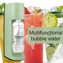 Коммерческая многофункциональная машина для газированных напитков, домашняя газированная машина для воды