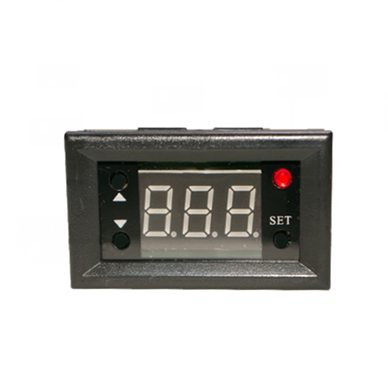 Botique-ZFX-W3018 Digital Display Temperature Controller Thermostat Mini Embedded Switch 0.1 Degrees 24V