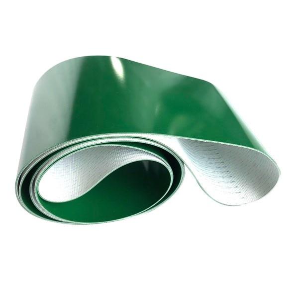 Купить 3000x150x3 мм зеленый пвх плоский ленточный светильник сборочный