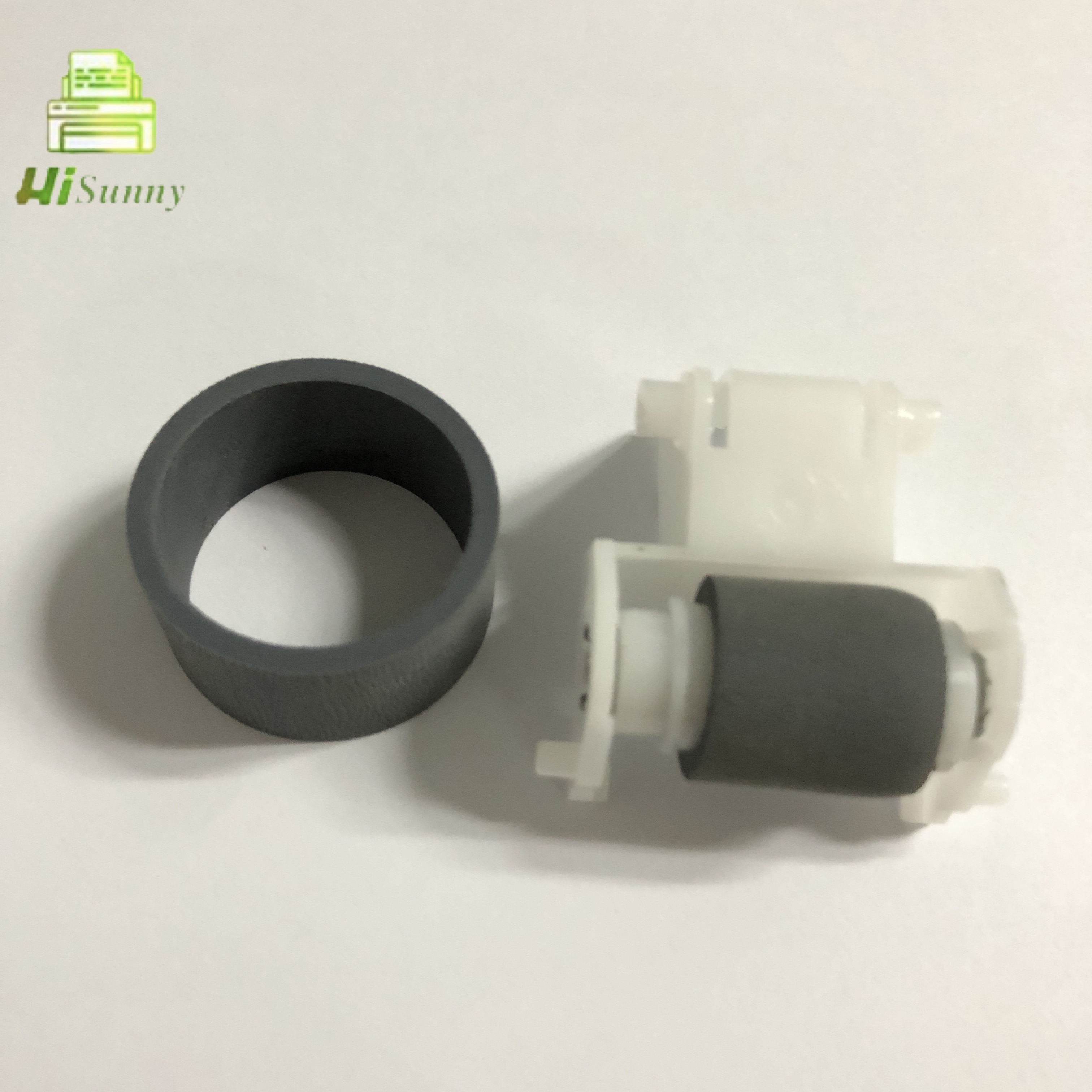 1set Pickup Roller For Epson R250 R270 R280 R290 R330 R390 T50 A50 RX610 RX590 L801 L800 L805 P50 Paper Feed SEPARATION ROLLER