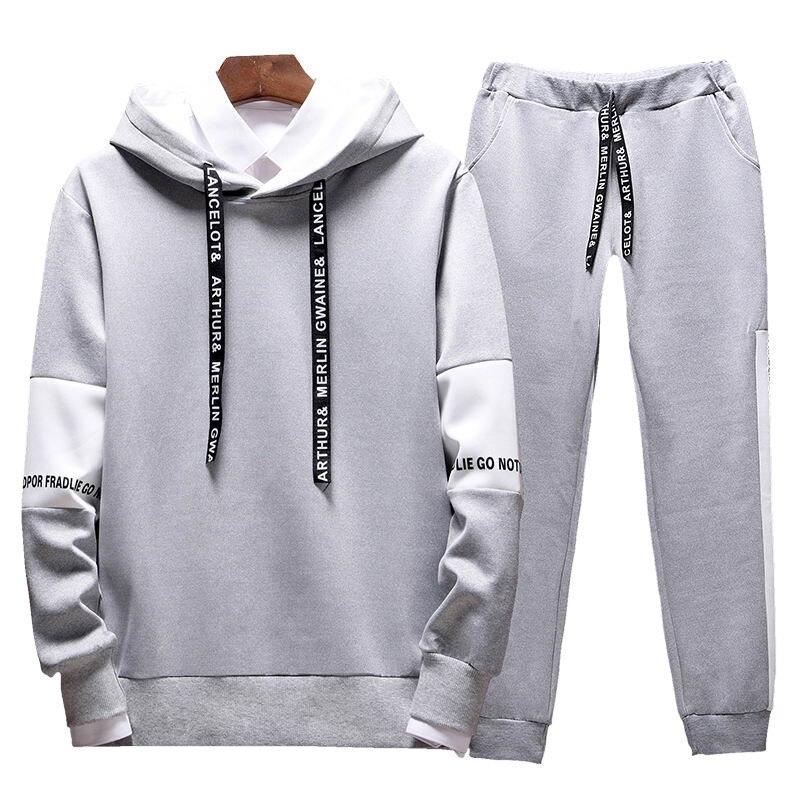 Men Jordan 23 Tracksuits Large Size 4XL Outwear Hoodies Sportwear Sets Male Sweatshirts Cardigan Men Set Clothing+Sweatpants 5