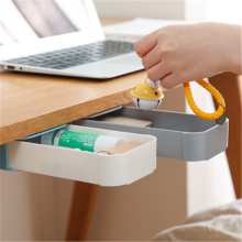 plastic desk organizer hidden…