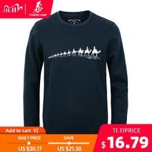 Pioneer Camp, nueva moda de otoño invierno, sudaderas con capucha para hombre, algodón informal, grueso, Polar, jersey para hombre, chándal, Sudadera de cuello torcido para hombre