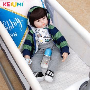 Кукла-младенец KEIUMI 24D15-c461-S10 3