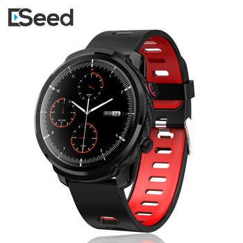 ESEED L5 Pro S10 Plus smart uhr männer IP67 wasserdichte full touch bildschirm 60 tage lange standby-smartwatch Herz Rate PK ehre uhr