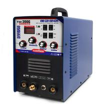 IGBT TIG/MMA Welder TSE200G AC/DC Square-wave Inverter 200A 4 Welding Method For Aluminum, Stainless Steel, Carbon, Copper