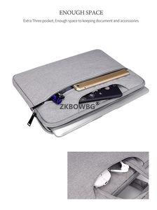 Image 5 - Portable Handbag Briefcase Laptop Bag Sleeve For Lenovo Yoga 520 530 14 Inch Case For 520 14 530 14 15 13 Bags Notebook Pouch