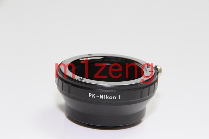 Pk-n1 кольцо адаптера для Pentax K PK Крепление объектива к nikon1 N1 J1 J2 J3 J4 V1 V2 V3 S1 S2 AW1 беззеркальная камера