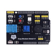 New Multifunction Expansion Board DHT11 LM35 Temperature Humidity For Arduino UNO(China)