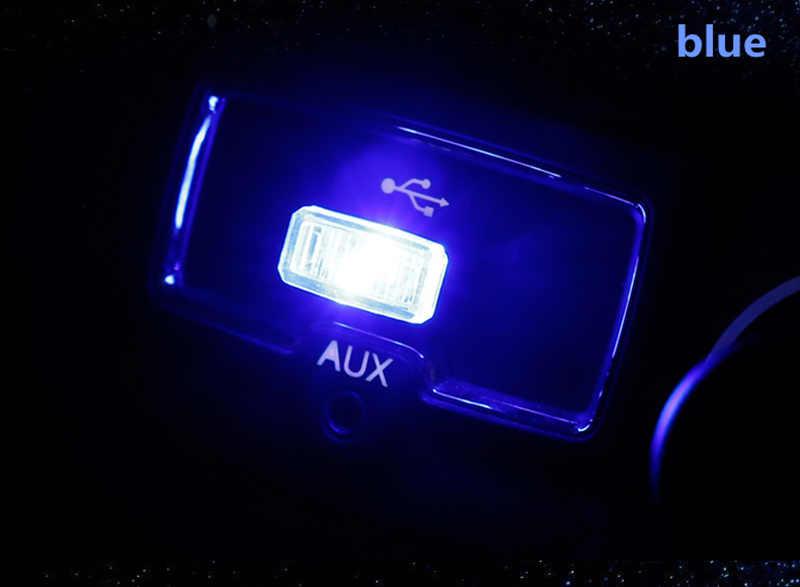 USB Lampu Hias LED Lampu untuk Mercedes Mazda 6 2014 Golf MK7 AMG Suzuki Grand Vitara Honda Civic 2004 audi A1