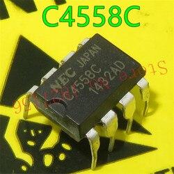 1 шт./лот UPC4558C C4558C C4558 KIA4558P DIP-8 в наличии высокопроизводительный Двойной рабочий усилитель