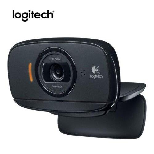 Logitech C525 Webcam vidéo HD avec Autofocus 8MP caméra 720P USB2.0 Webcam