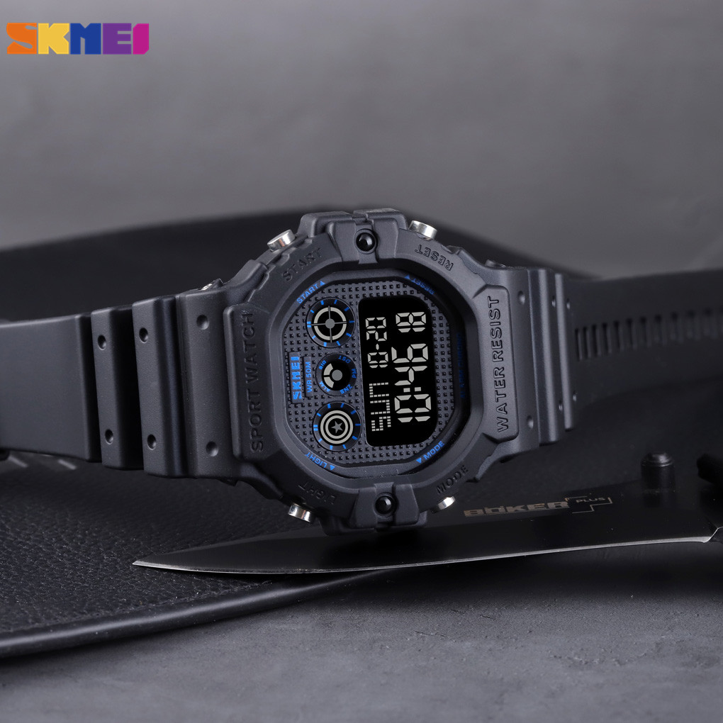 relógios de pulso 50m à prova dwaterproof