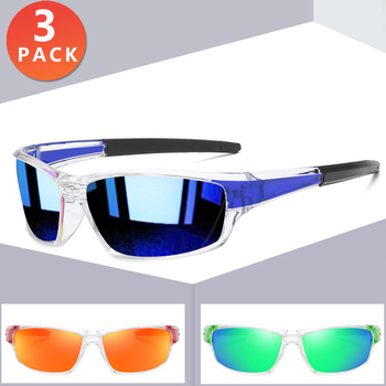 Mens Sports Polarized Sunglasses