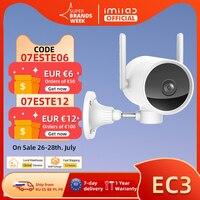 Imilab EC3 cámara de seguridad exterior 3MP cámara HD para exteriores Wi-Fi Smart humanos detección impermeable IP666 CCTV Cámara versión Global