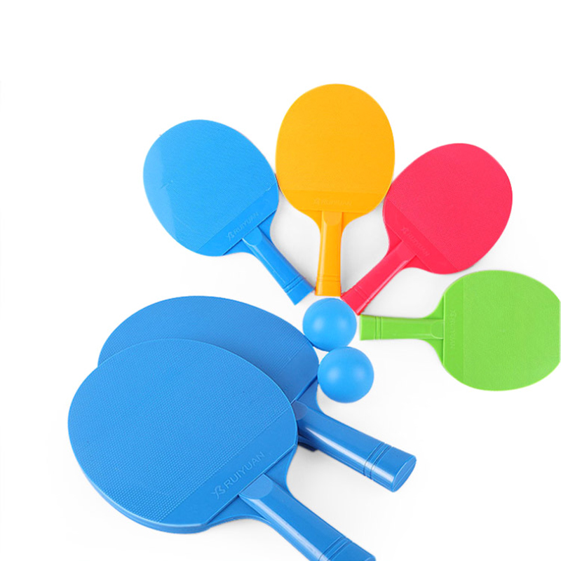 Thick Table Tennis Set Ping Pong Training Equipment For Kids Ping-Pong Practice Indoor Sport Game Children Educational Toy