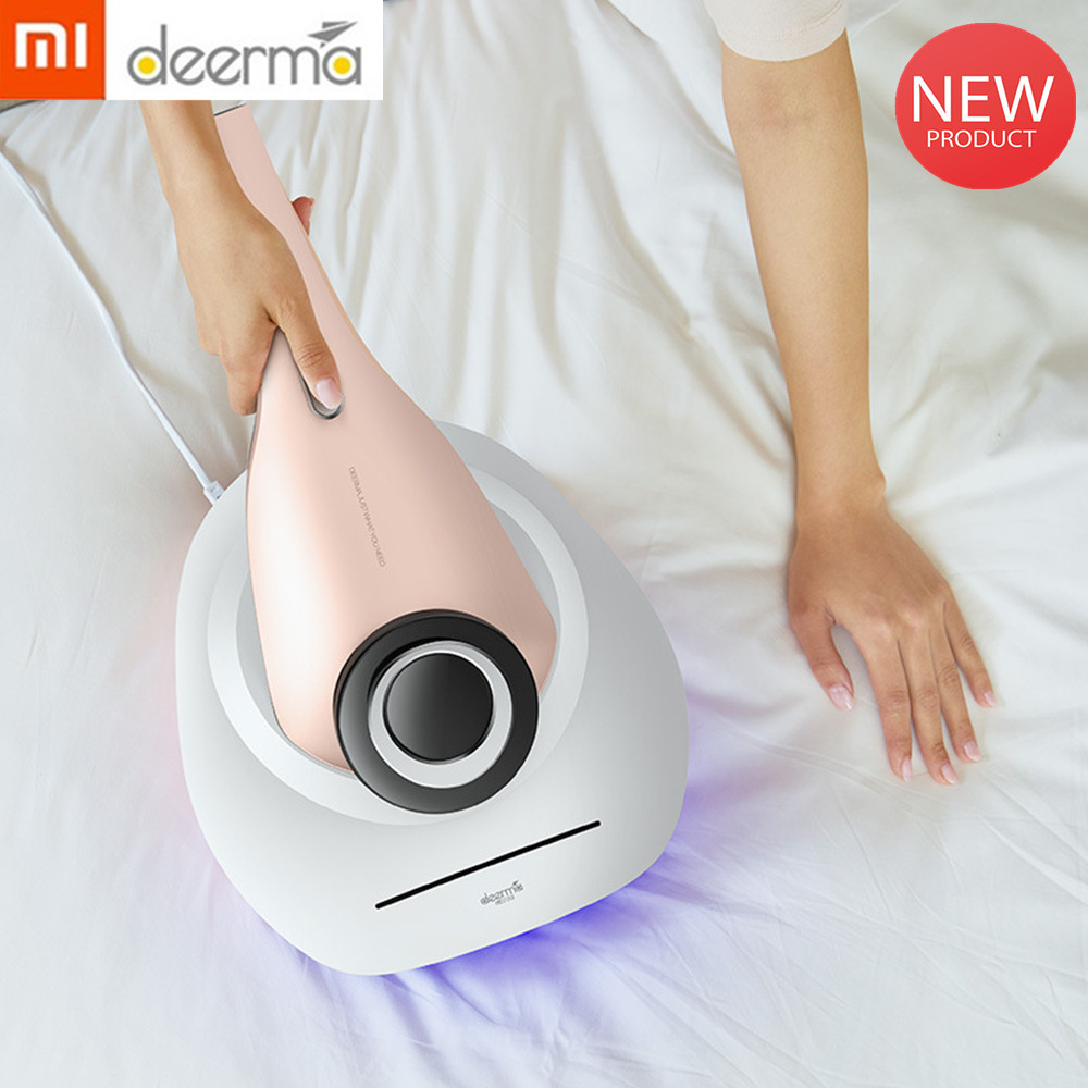 XIAOMI DEERMA Anti Dust Mites UV Vacuum Cleaner with 13000PA Suction and Triple Fine Filtration for Sofa and Cushions 1