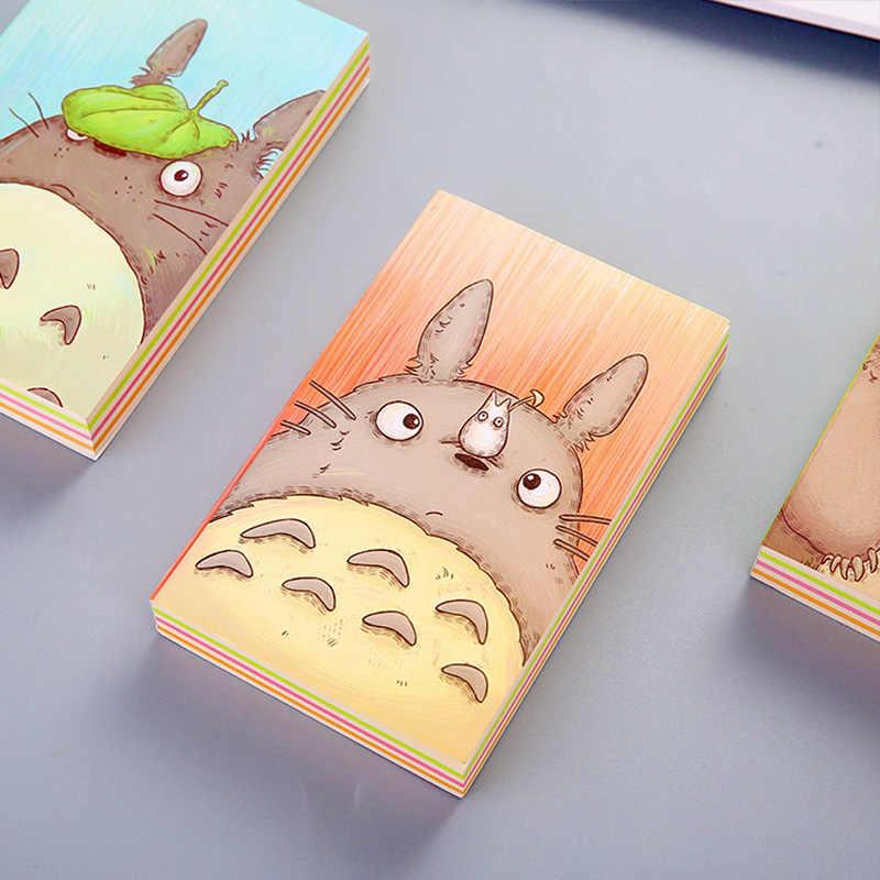 肥厚落書き帳となりのトトロアニメアクションフィギュア紙ユニセックススケッチブック描画絵画帳 K1331 18K