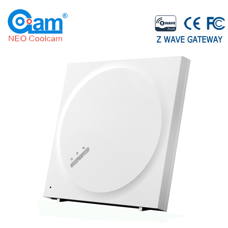 Z Wave Gateway EU 868.4Mhz Smart Home Automation Hub Controller Home Monitoring Smart Devices Alexa Google Home IFTTT Compatible